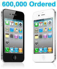iphone 4 pre-order
