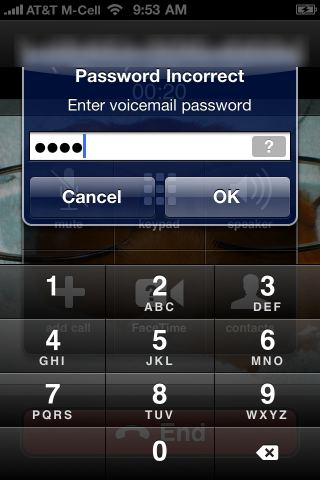 Iphone  Ringing Once Then Going To Voicemail