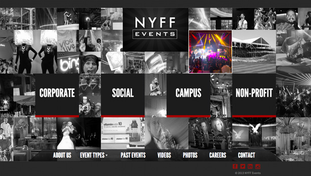 NYFF Events Main Portfolio Image