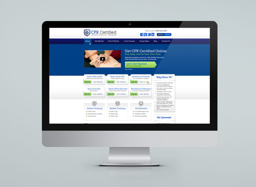 Cpr Certified Get Your Cpr Certification Online