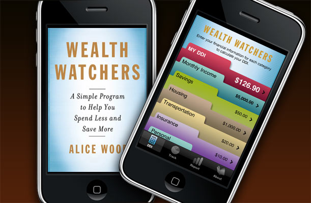 Wealth Watchers  Main Portfolio Image