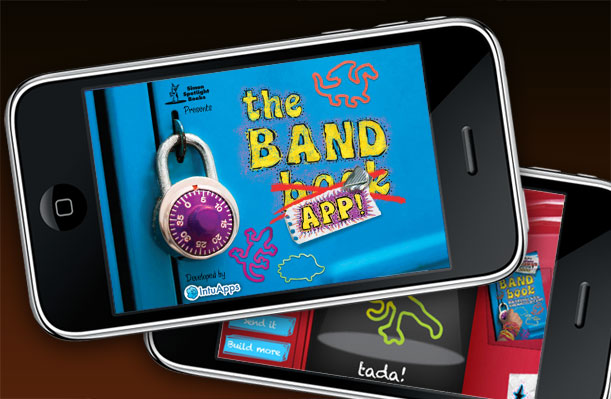 The Band App Main Portfolio Image